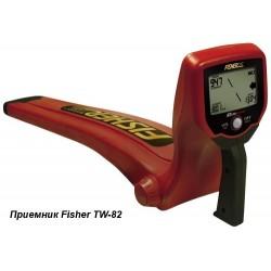 Цифровой трассоискатель FISHER TW-82