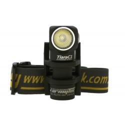 Налобный фонарь Armytek Tiara C1 (Теплый диод XM-L2)